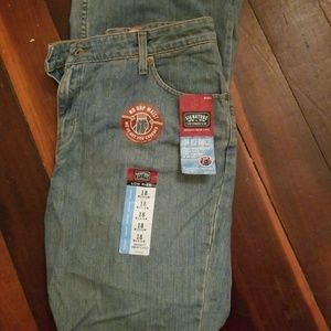 Levi's low rise bootcut